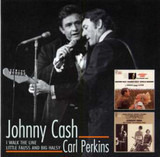 I Walk The Line / Little Fauss And Big Halsy - Johnny Cash , Carl Perkins