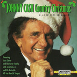 Country Christmas - Johnny Cash Featuring June Carter And The Carter Family With Jack Hale, Jr. And His Nashville All-S