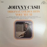 Original Golden Hits Volume II - Johnny Cash & The Tennessee Two