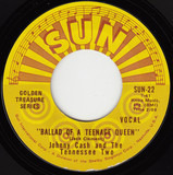 Ballad Of A Teenage Queen - Johnny Cash & The Tennessee Two