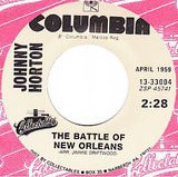 The Battle of New Orleans - Johnny Horton
