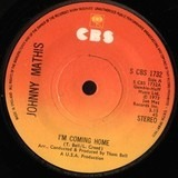 I'm Coming Home - Johnny Mathis