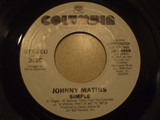 Simple - Johnny Mathis