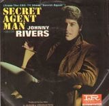 Secret Agent Man / You Dig - Johnny Rivers