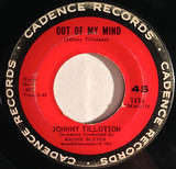 Out Of My Mind - Johnny Tillotson
