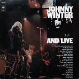 And/Live - Johnny Winter