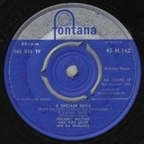 A Certain Smile - Johnny Mathis With Ray Ellis And His Orchestra