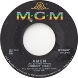 Amen / Perfumed Flower - Johnny Nash