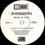 Back To You (The Dave Hall Mixes) - Jomanda