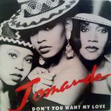 Don't You Want My Love - Jomanda