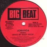 Make My Body Rock (Remix) - Jomanda