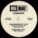 True Meaning Of Love - Jomanda