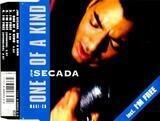 One of a kind (plus 3 versions of I'm free', 1993) - Jon Secada