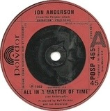 All In A Matter Of Time - Jon Anderson