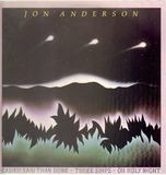 easier said than done - Jon Anderson