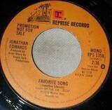 Favorite Song - Jonathan Edwards