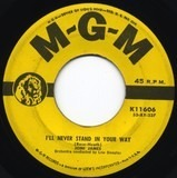 I'll Never Stand In Your Way / Why Can't I - Joni James