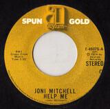 Help Me / Free Man In Paris - Joni Mitchell