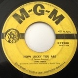 How Lucky You Are - Joni James