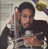 Trumpet Concertos - Joseph Haydn • Johann Nepomuk Hummel • Leopold Mozart , Wynton Marsalis , National Philharmonic Orc