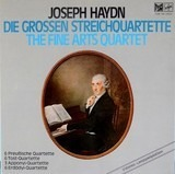 Die Grossen Streichquartette - Haydn ~ The Fine Arts Quartet