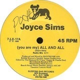 (You Are My) All And All - Joyce Sims