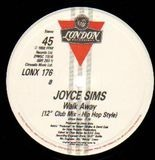 Walk Away - Joyce Sims
