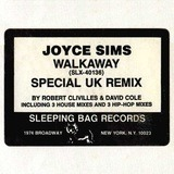 Walkaway - The UK Remix - Joyce Sims