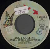 Angel, Spread Your Wings - Judy Collins