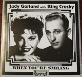 When You're Smiling - Judy Garland With Bing Crosby