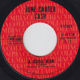 A Good Man / Straw Upon The Wind - June Carter Cash