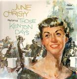 Recalls Those Kenton Days - June Christy