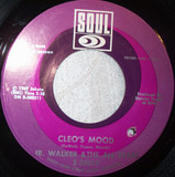 Cleo's Mood / Baby You Know You Ain't Right - Junior Walker & The All Stars
