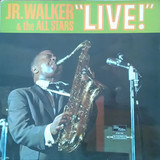 "Jr. Walker & The All Stars ""Live"" - Junior Walker & The All Stars"