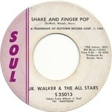Shake And Fingerpop - Junior Walker & The All Stars