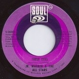 These Eyes / I've Got To Find A Way To Win Maria Back - Junior Walker & The All Stars