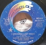 I Dreamed Last Night - Justin Hayward & John Lodge