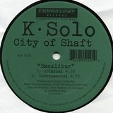 City Of Shaft - K-Solo
