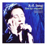 Live by Request - k.d. lang