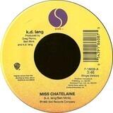 Miss Chatelaine - k.d. lang