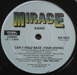 Can't Hold Back (Your Loving) / She's A Star - Kano