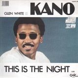 This Is The Night - Kano