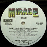 Can't Hold Back (Your Loving) - Kano