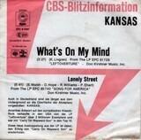 What's On My Mind - Kansas