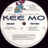 The Return Of Kee Mo - Kee Mo