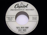 You'll Never Know / Good Behavior - Keely Smith With Nelson Riddle And His Orchestra