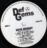 Rare Joints & Remixes - Keith Murray