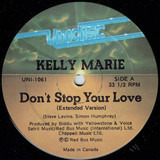 Don't Stop Your Love / Make Love To Me - Kelly Marie