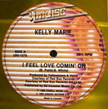 I Feel Love Comin' On / Sometimes Love Is Blind - Kelly Marie