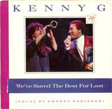 We've Saved The Best For Last / Silhouette - Kenny G
